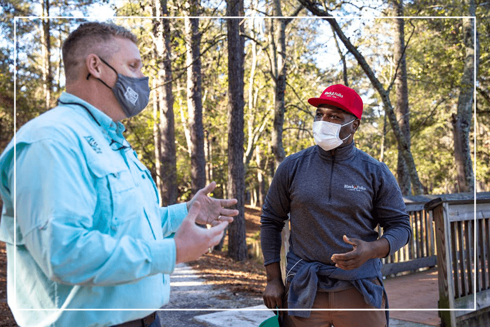 At state parks, diversity efforts haven't worked. This SC native is trying to change that.