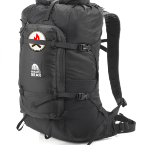 Scurry Unity Ultralight Backpack Side View