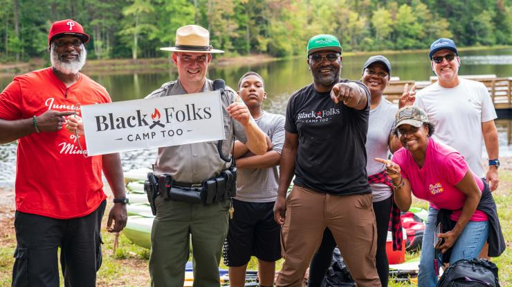 Black Folks Camp Too NC PATH