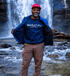 Earl B Hunter, Jr Founder/ President Black Folks Camp Too