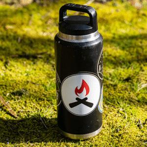 Unity Blaze Sticker