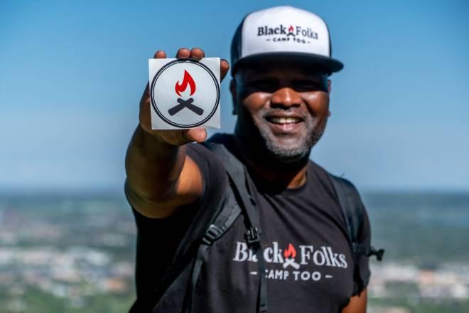 black folks camp too unity blaze